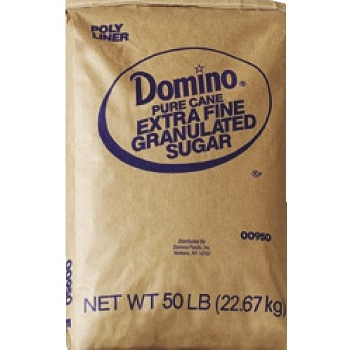 Domino® Bulk Pure Cane Sugar, 50 lb. Bag