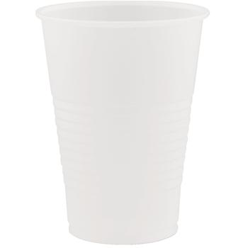 Conex® Galaxy® Plastic Cups, 7oz., Translucent, 100/PK