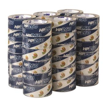 "Duck® Carton Sealing Tape 1.88"" x 60yds, 3"" Core, Clear"