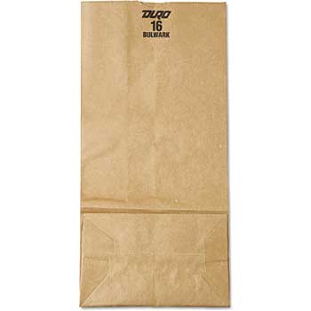 Bulwark Grocery Bags, 25#