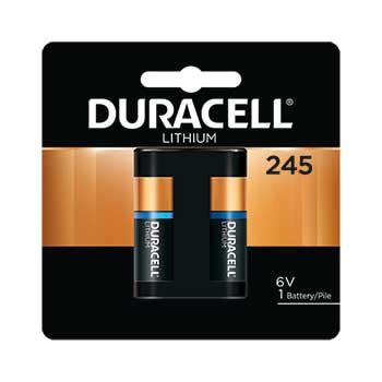 Duracell® 245 6V Lithium Battery