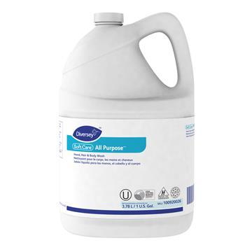 Diversey™ Soft Care All Purpose Liquid, Gentle Floral, 1 gal Bottle, 4/Carton