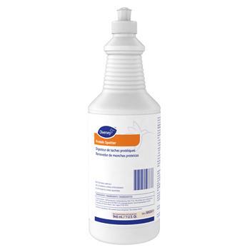 Diversey™ Protein Spotter, Fresh Scent, 32 oz Bottle, 6/Carton
