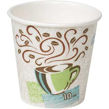 PerfecTouch® Hot Cups, Paper, 10 oz. (Fits Large Lids), 500/CT