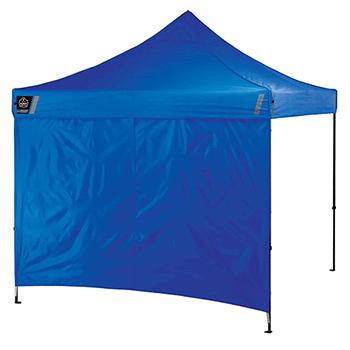 ergodyne® Shax® 6098 Blue Optional Pop-Up Tent Sidewalls