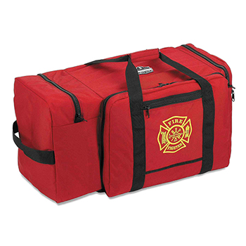 ergodyne® Arsenal® 5005 Red Large Fire & Rescue Gear Bag