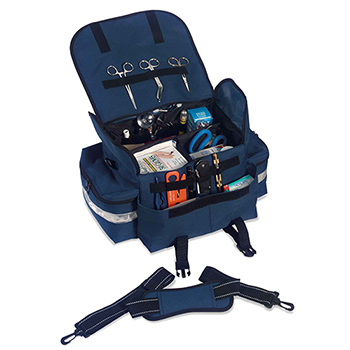 ergodyne® Arsenal® 5210 S Blue Trauma Bag - Small