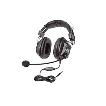 Califone Califone 3068-style Headset w/ Boom Mic - Volume control, USB plug