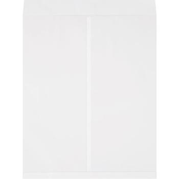 """W.B. Mason Co. Jumbo Envelopes, 22"""" x 27"""", White, 100/CS"""