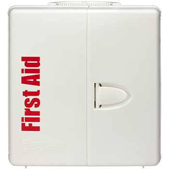 First Aid Only™ ANSI Compliant SmartCompliance First Aid Station Class A+, 50 People, 241 Pieces