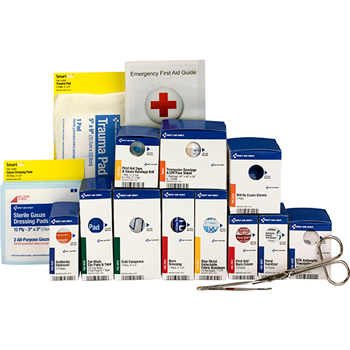 First Aid Only™ 25 Person SmartCompliance ANSI A Refill - Foodservice