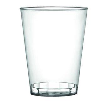 Fineline® 12 oz. Tumbler, Clear, 500/CS