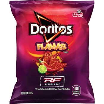 Frito-Lay Doritos® Reduced Fat Flamas, 1 oz., 72/CS