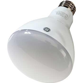GE LED Reflector Bulb, BR40, 13 Watt, 1070 lm, Warm White