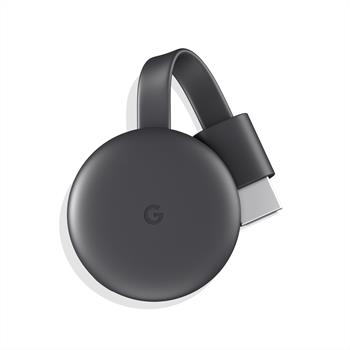 Google Chromecast 3rd Generation, Charcoal