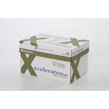 """Xcelerator® Digital Carbonless Forms, 8 1/2"""" x 11"""", Two-Part, 2,500/CT"""