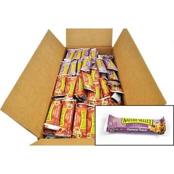 Chewy Variety Pack Granola Bars, 0.74 oz., 120/CS