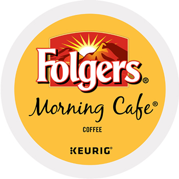 Folgers® Gourmet Selections Morning Café Coffee K-Cups, 24/Box