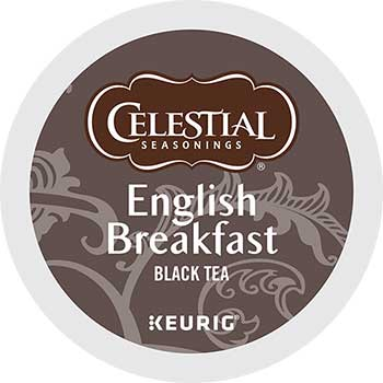 English Breakfast Black Tea K-Cup® Pods, 24/BX