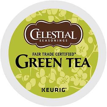 Green Tea K-Cup® Pods, 24/BX, 4 BX/CT