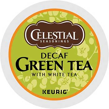 Decaffeinated Green Tea K-Cup® Pods, 24/Box