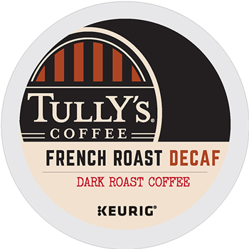 French Roast Decaf Coffee K-Cup® Pods, 24/BX