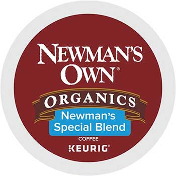 Newman's Special Blend K-Cup® Pods, 24/BX