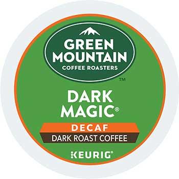 Dark Magic Decaf Extra Bold Coffee K-Cups, 24/BX, 4 BX/CT