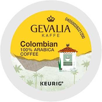Gevalia® Colombian K-Cup® Pods, 24/BX