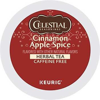 Cinnamon Apple Spice Herbal Tea K-Cup® Pods, 24/BX