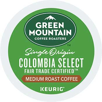 Colombian Coffee K-Cup® Pods, 24/BX, 4 BX/CT