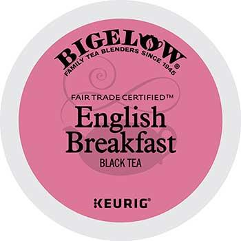 English Breakfast Tea K-Cup® Pods, 24/BX
