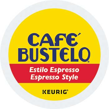 Espresso Style K-Cup® Pods, 24/BX