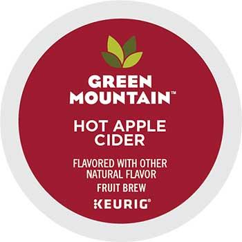Hot Apple Cider K-Cup® Pods, 24/BX