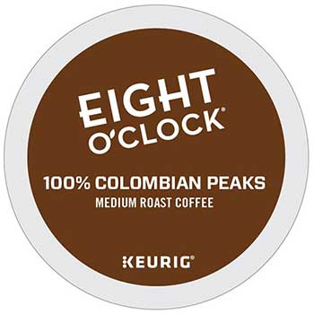 Colombian Peaks Coffee K-Cup® Pods, 24/BX