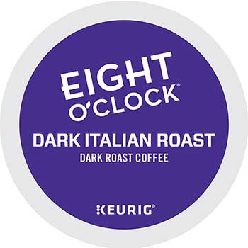Dark Italian Roast Coffee K-Cup® Pods, 24/BX