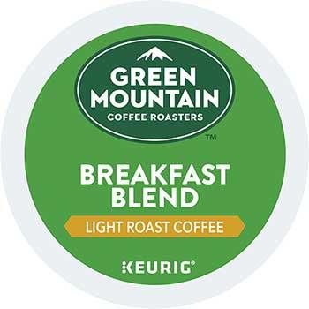 Breakfast Blend Coffee K-Cup® Pods, 24/BX
