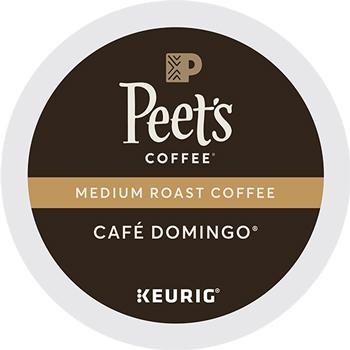 Café Domingo® K-Cup® Pods, 22/BX