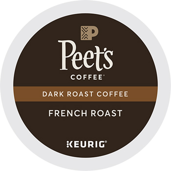 French Roast Coffee K-Cup® Pods, 22/BX