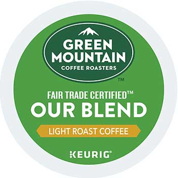 Our Blend Coffee K-Cup® Pods, 24/BX