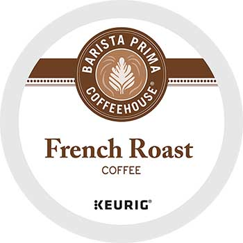 French Roast Coffee K-Cup® Pods, 24/BX