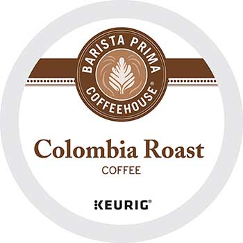 Barista Prima Coffee House® Colombia K-Cup® Pods, 24/BX