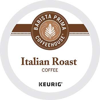 Italian Roast K-Cup® Pods, 24/BX