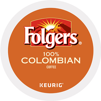 Gourmet Selections Lively Colombian Coffee K-Cup® Pods, 24/BX