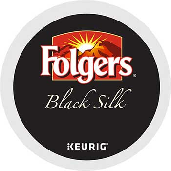 Gourmet Selections Black Silk Coffee K-Cup® Pods, 24/BX