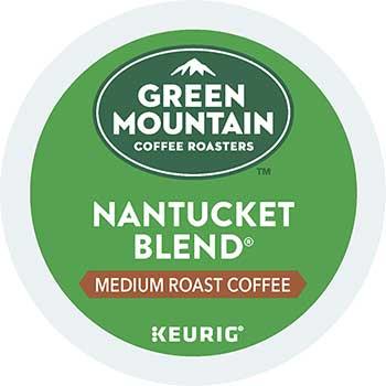 Nantucket Blend® Coffee K-Cup® Pods, 24/BX, 4 BX/CT