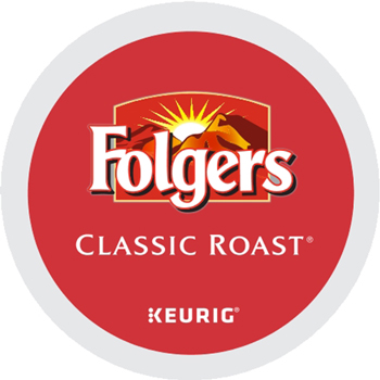Gourmet Selections Classic Roast® Coffee K-Cup® Pods, 24/BX, 4 BX/CT