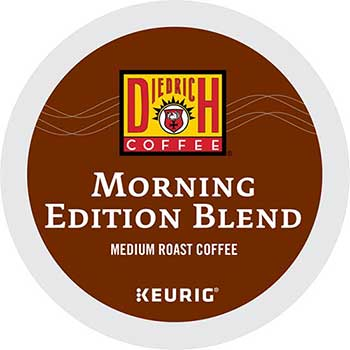 Morning Edition Blend® Coffee K-Cup® Pods, 24/BX