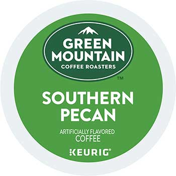 Green Mountain Coffee® Southern Pecan Coffee K-Cups, 24/BX, 4 BX/CT