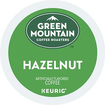 Green Mountain Coffee® Hazelnut Coffee K-Cup® Pods, 24/BX